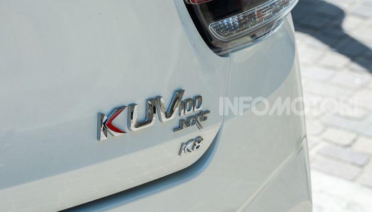 Mahindra completa l'offerta in Italia con KUV100 e XUV500 - Foto 7 di 23