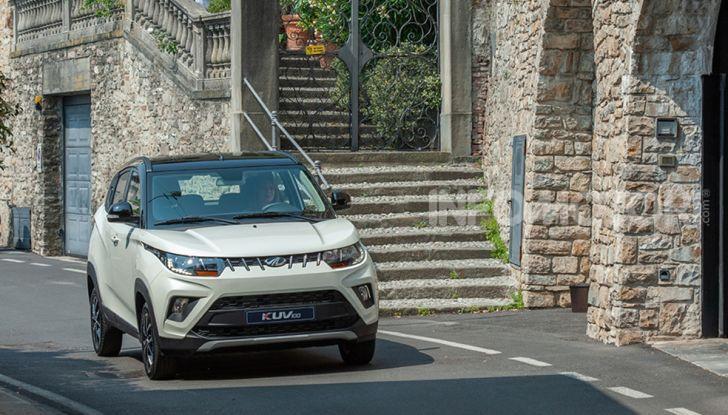 Mahindra completa l'offerta in Italia con KUV100 e XUV500 - Foto 9 di 23