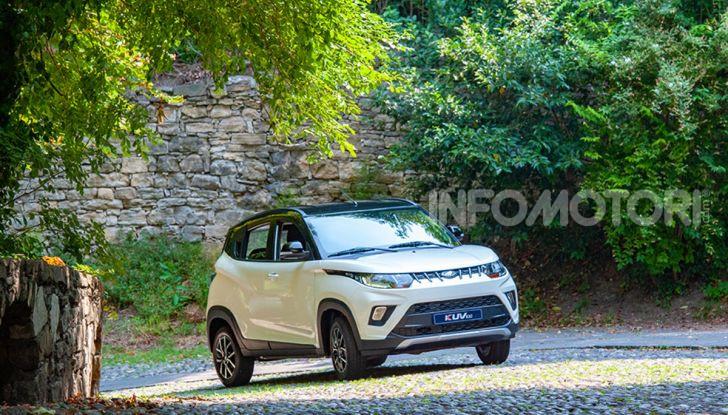 Mahindra completa l'offerta in Italia con KUV100 e XUV500 - Foto 1 di 23