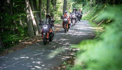 KTM Orange Juice: Dutto&Co alla scoperta delle Alpi marittime