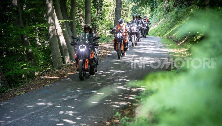 KTM Orange Juice: Dutto&Co alla scoperta delle Alpi marittime - Foto 1 di 17