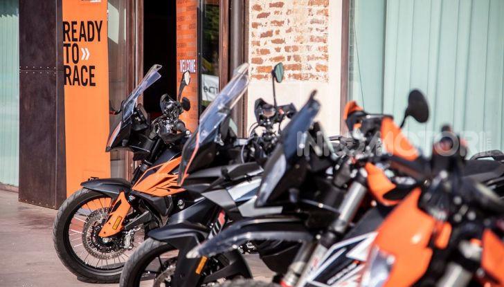KTM Orange Juice: Dutto&Co alla scoperta delle Alpi marittime - Foto 10 di 17