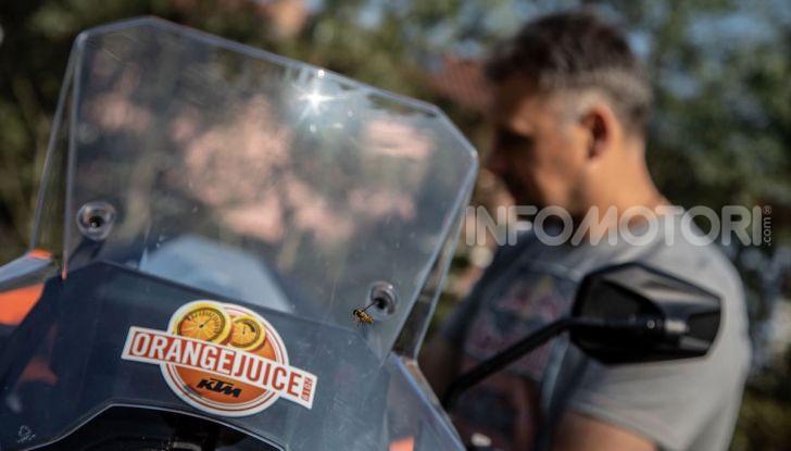 KTM Orange Juice: Dutto&Co alla scoperta delle Alpi marittime - Foto 11 di 17