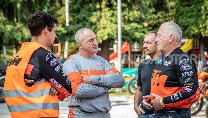 KTM Orange Juice: Dutto&Co alla scoperta delle Alpi marittime - Foto 12 di 17