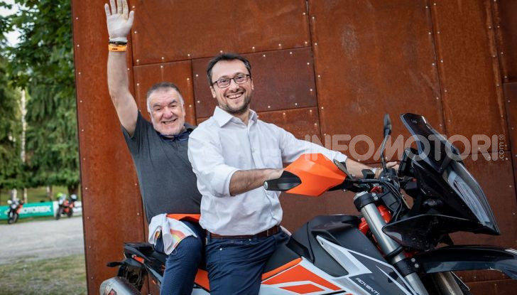 KTM Orange Juice: Dutto&Co alla scoperta delle Alpi marittime - Foto 14 di 17