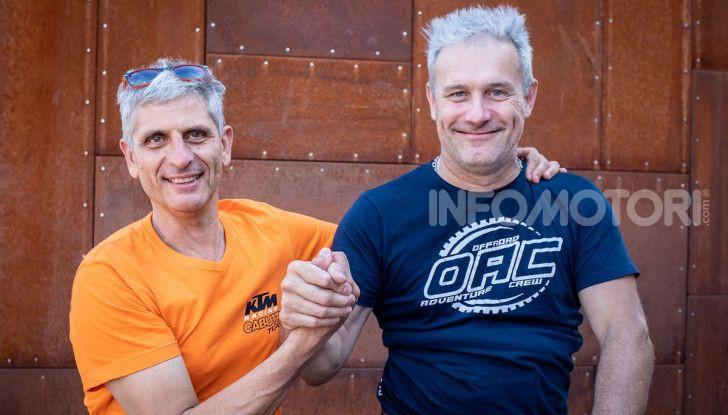 KTM Orange Juice: Dutto&Co alla scoperta delle Alpi marittime - Foto 16 di 17