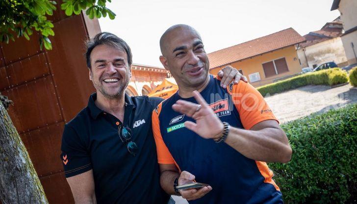 KTM Orange Juice: Dutto&Co alla scoperta delle Alpi marittime - Foto 17 di 17