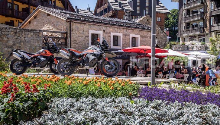 KTM Orange Juice: Dutto&Co alla scoperta delle Alpi marittime - Foto 8 di 17