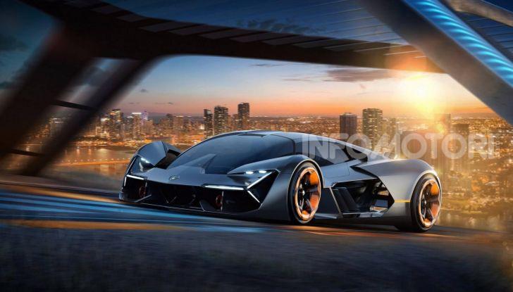 Lamborghini Unico: la supercar ibrida è pronta al debutto - Foto 1 di 6