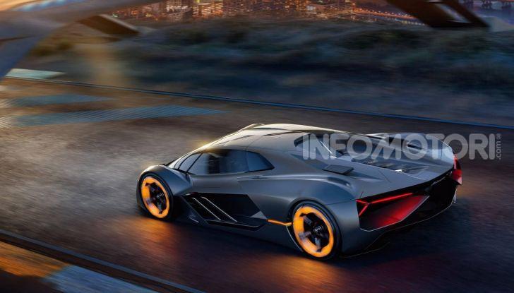 Lamborghini Unico: la supercar ibrida è pronta al debutto - Foto 2 di 6