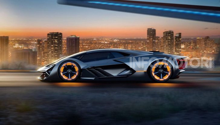 Lamborghini Unico: la supercar ibrida è pronta al debutto - Foto 3 di 6