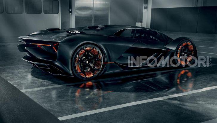 Lamborghini Unico: la supercar ibrida è pronta al debutto - Foto 4 di 6