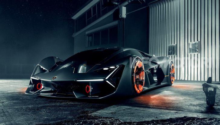 Lamborghini Unico: la supercar ibrida è pronta al debutto - Foto 5 di 6