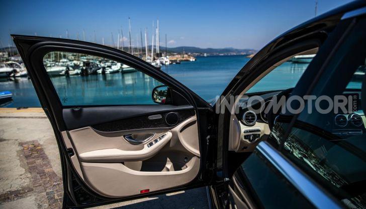Mercedes-Benz, la prova delle berline compatte 2019 - Foto 16 di 29