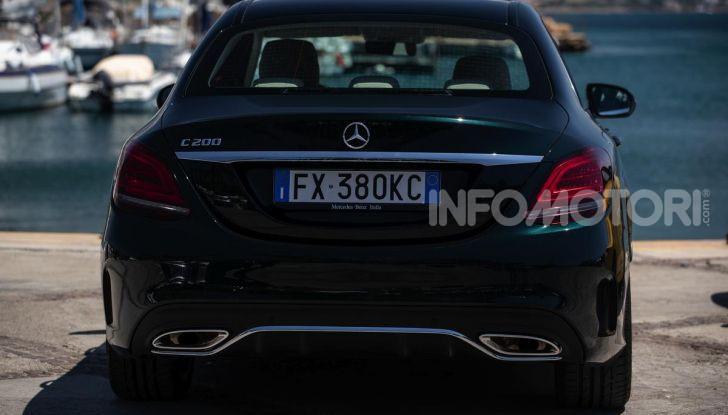 Mercedes-Benz, la prova delle berline compatte 2019 - Foto 9 di 29