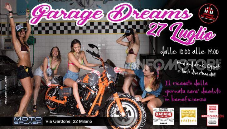 Garage dreams, un lavaggio da sogno 2019 - Foto 7 di 7