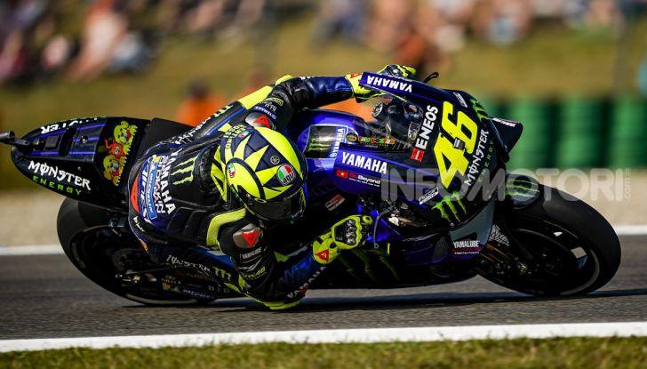 """Burgess su  Rossi: """"Forse è rimasto troppo in MotoGP"""" - Foto 3 di 10"""
