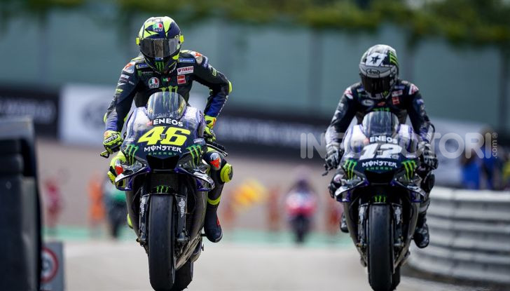 """Burgess su  Rossi: """"Forse è rimasto troppo in MotoGP"""" - Foto 6 di 10"""