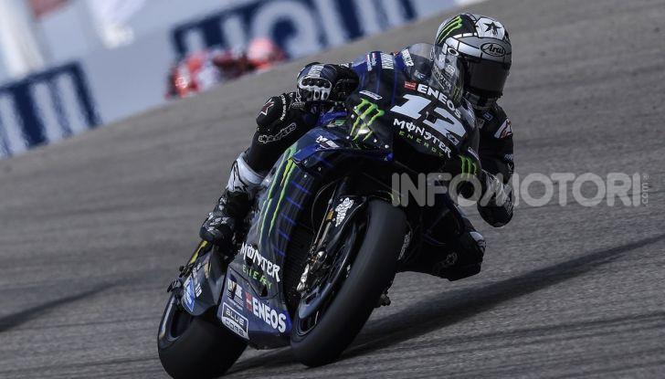 MotoGP 2019, GP della Repubblica Ceca: Marquez piega Dovizioso e vince a Brno, Rossi quinto - Foto 4 di 11