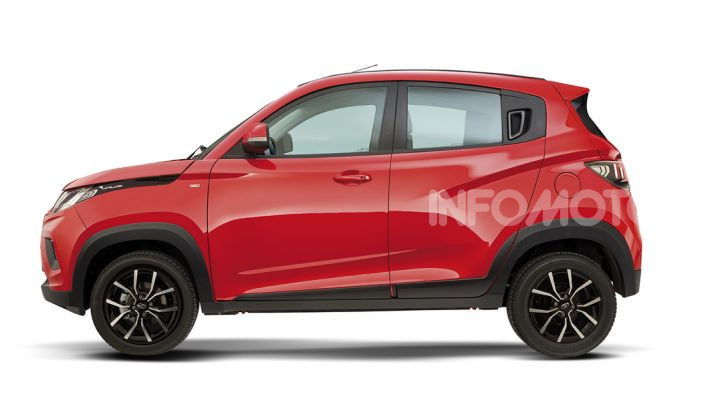 Mahindra completa l'offerta in Italia con KUV100 e XUV500 - Foto 11 di 23