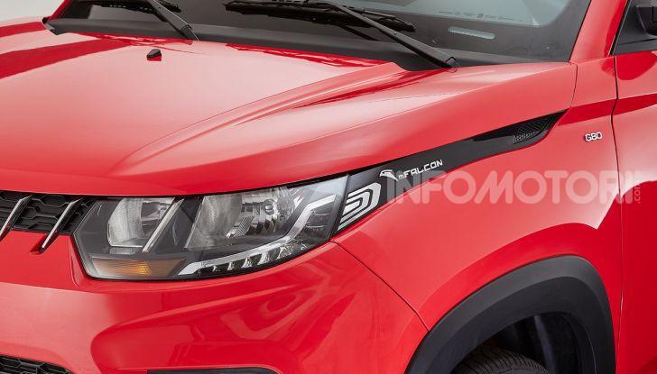 Mahindra completa l'offerta in Italia con KUV100 e XUV500 - Foto 18 di 23