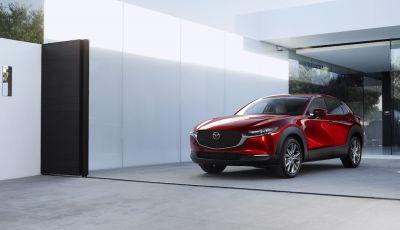 Mazda CX-30: motori, allestimenti e prezzi