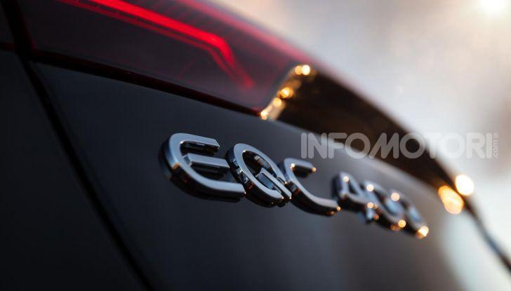 Prova su strada Mercedes-Benz EQC: la prima elettrica del Marchio della Stella - Foto 19 di 31