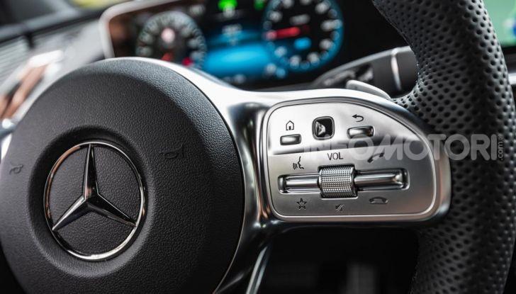 Prova su strada Mercedes-Benz EQC: la prima elettrica del Marchio della Stella - Foto 21 di 31