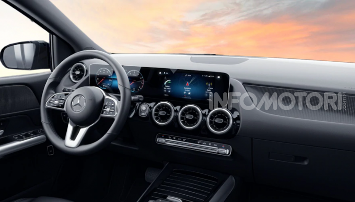 Mercedes Classe B, debutta la versione speciale Sport Extra - Foto 1 di 5