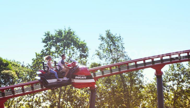 Ducati: inaugurato a Mirabilandia il Desmo Race - Foto 2 di 8
