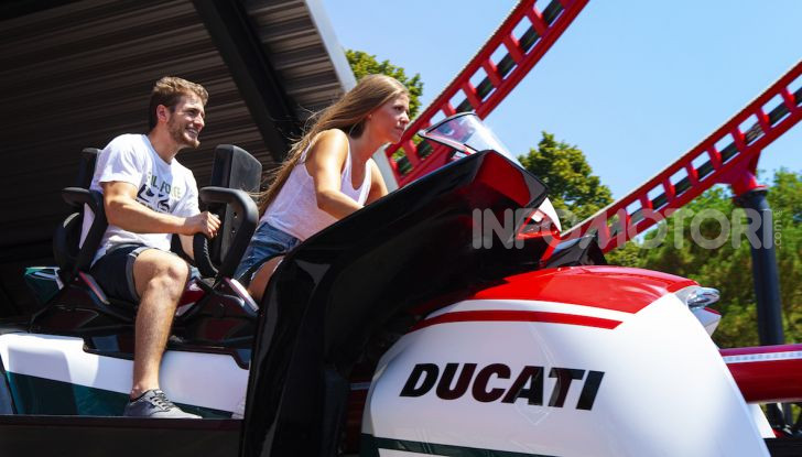 Ducati: inaugurato a Mirabilandia il Desmo Race - Foto 4 di 8