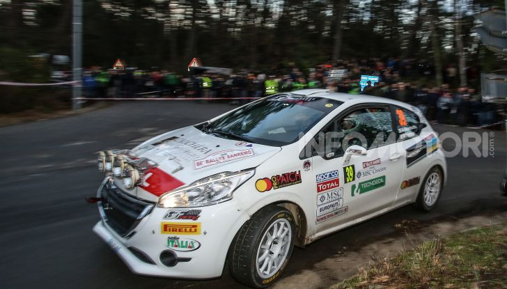 A Roma riprende il Peugeot Competition 208 Rally Cup TOP - Foto 2 di 3