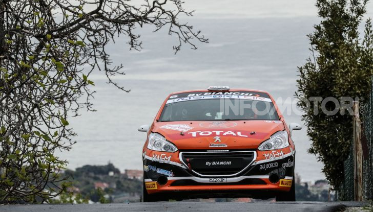 A Roma riprende il Peugeot Competition 208 Rally Cup TOP - Foto 3 di 3
