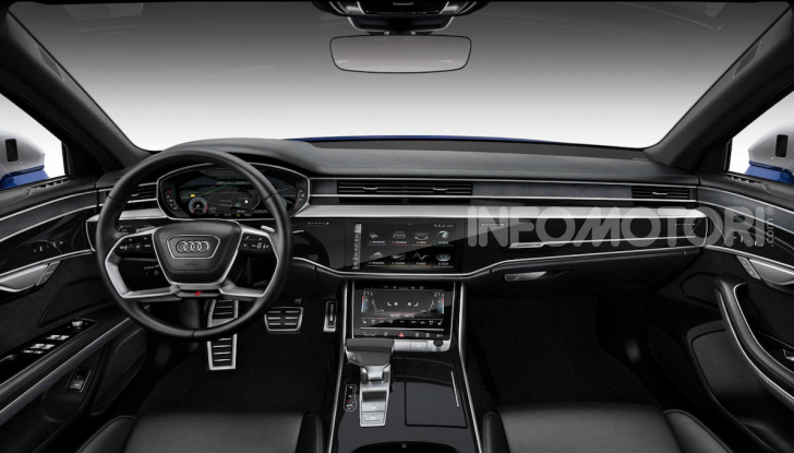 Nuova Audi S8, una supercar di grande classe - Foto 3 di 6