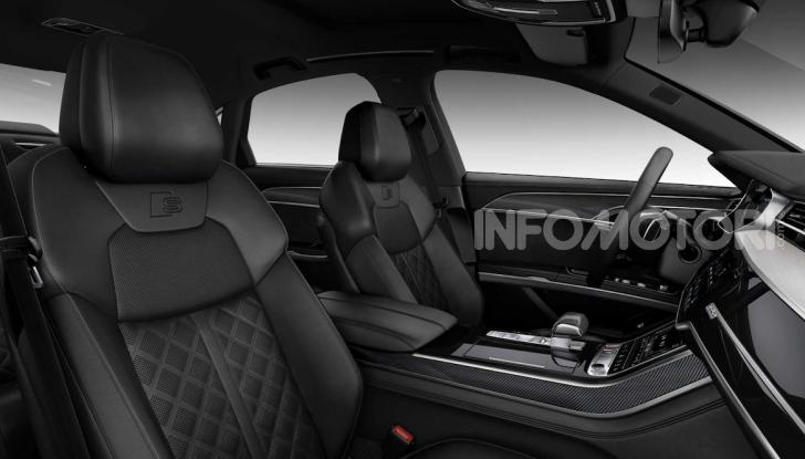 Nuova Audi S8, una supercar di grande classe - Foto 4 di 6