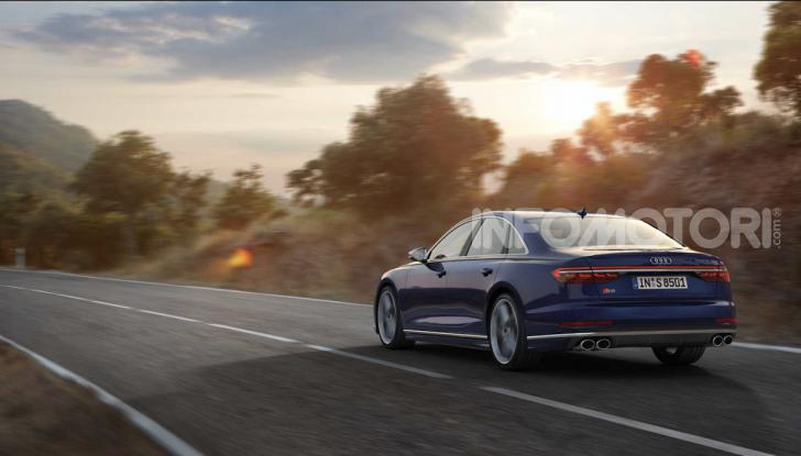 Nuova Audi S8, una supercar di grande classe - Foto 5 di 6