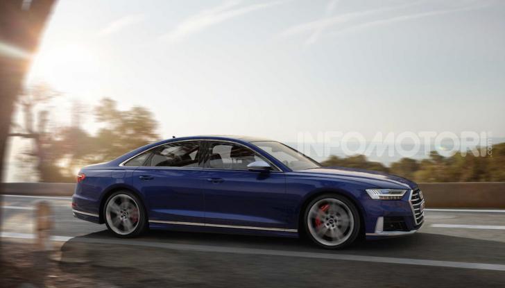 Nuova Audi S8, una supercar di grande classe - Foto 6 di 6