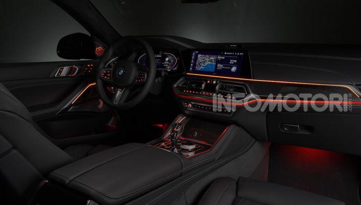 Nuova BMW X6: caratteristiche da Sport Activity Vehicle ed estetica da coupé - Foto 14 di 27