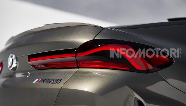 Nuova BMW X6: caratteristiche da Sport Activity Vehicle ed estetica da coupé - Foto 25 di 27