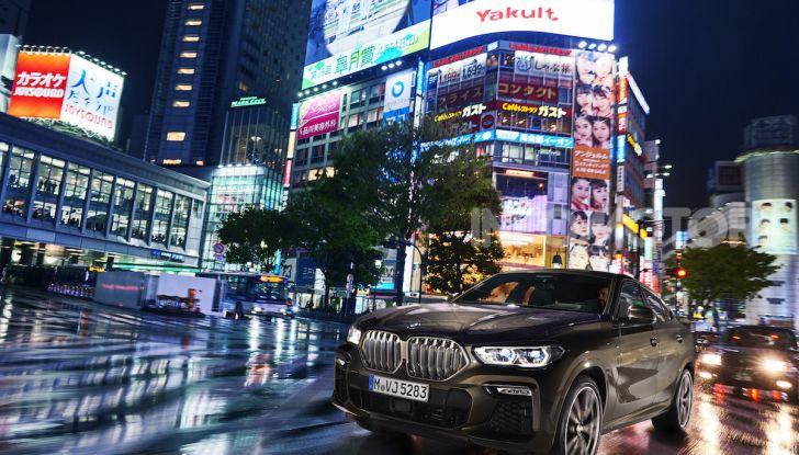 Nuova BMW X6: caratteristiche da Sport Activity Vehicle ed estetica da coupé - Foto 7 di 27