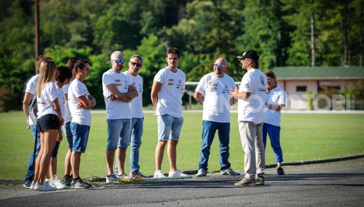"""Andreucci ha preparato al Ciocco  i """"leoncini"""" del Competition a bordo di PEUGEOT 308 - Foto 3 di 9"""