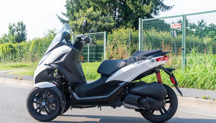 Niente autostrada per gli scooter a tre e quattro ruote, almeno fino a fine anno - Foto 4 di 40