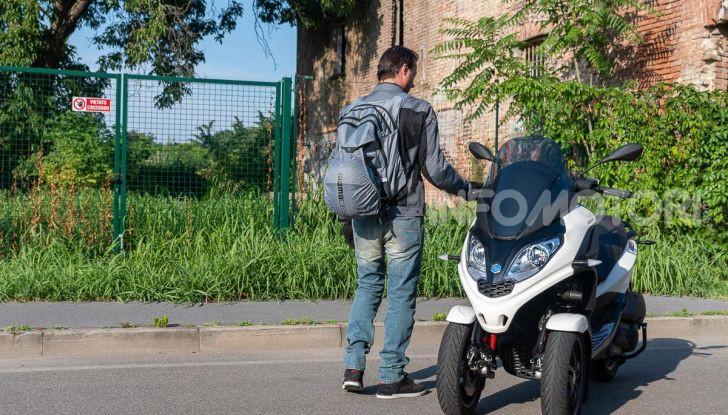 Niente autostrada per gli scooter a tre e quattro ruote, almeno fino a fine anno - Foto 21 di 40