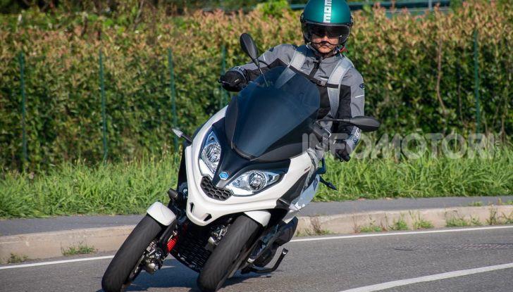 Niente autostrada per gli scooter a tre e quattro ruote, almeno fino a fine anno - Foto 38 di 40