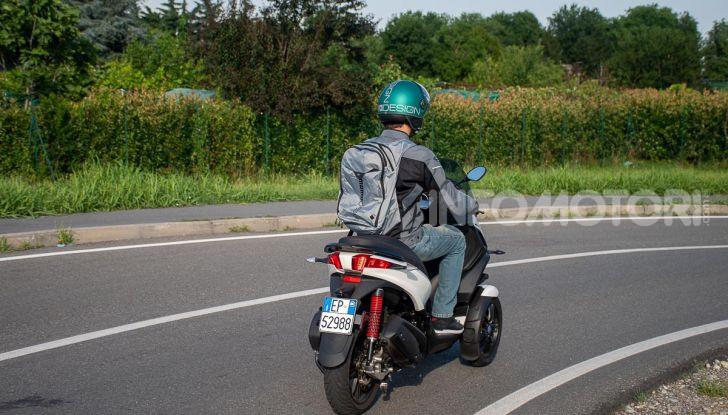 Niente autostrada per gli scooter a tre e quattro ruote, almeno fino a fine anno - Foto 40 di 40