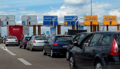Sciopero nazionale caselli autostradali il 9-10 agosto
