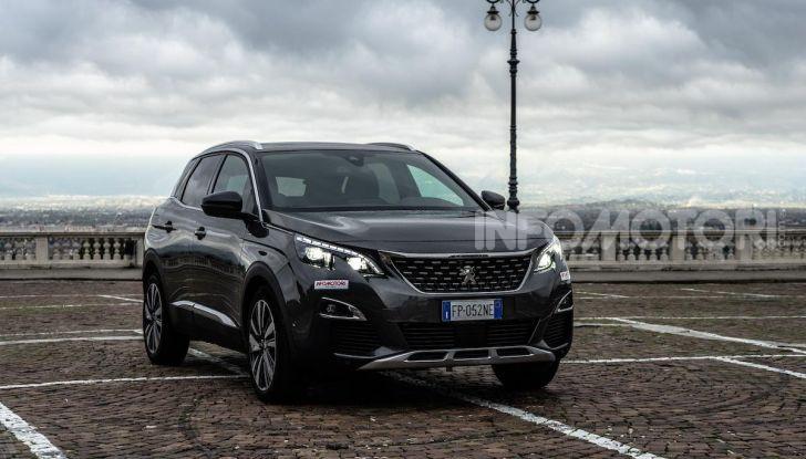 Prova Peugeot 3008 GT Line 2019: vero premium senza rinunce - Foto 2 di 42