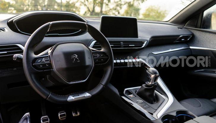 Prova Peugeot 3008 GT Line 2019: vero premium senza rinunce - Foto 22 di 42