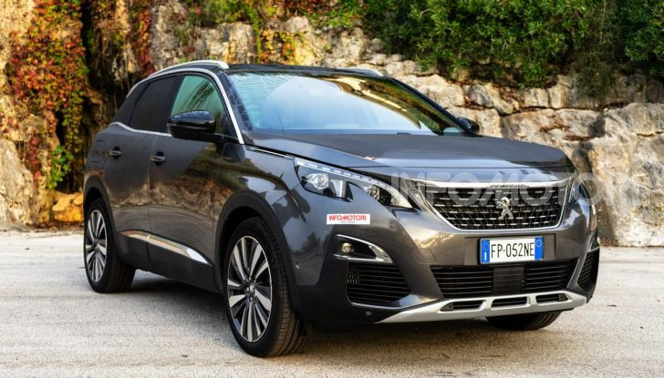 Prova Peugeot 3008 GT Line 2019: vero premium senza rinunce - Foto 39 di 42