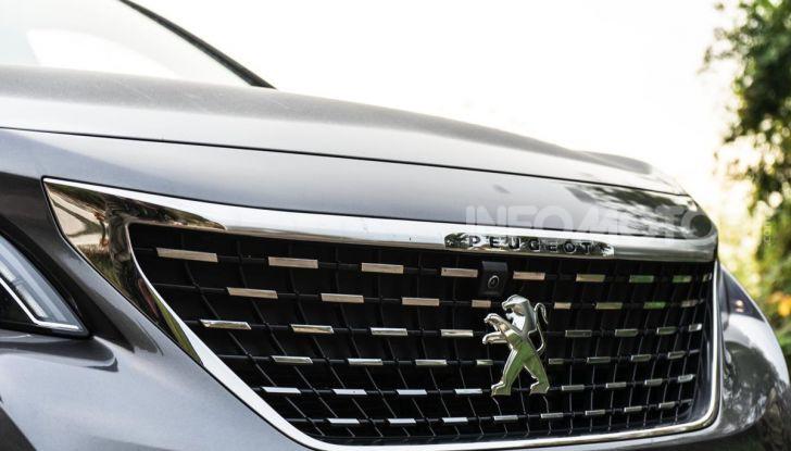 Prova Peugeot 3008 GT Line 2019: vero premium senza rinunce - Foto 42 di 42